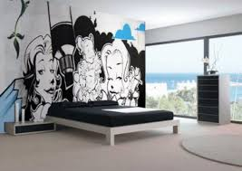 wallpaper kids bedrooms decor cool wallpaper designs for bedroom pertaining to cool