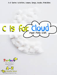 letter of the week a z series c is for cloud
