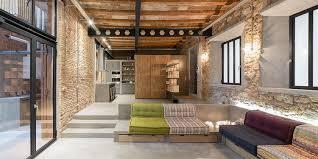 Deco Loft Industriel by Loft à Terrassa Par Egue Y Seta