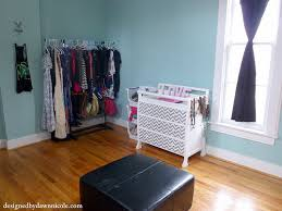 Turn A Spare Room Into An Organized Closet Dawn Nicole Designs - Turning a bedroom into a closet