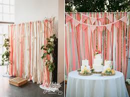 wedding photo backdrops 8 gorgeous pipe drape wedding backdrops bridalpulse