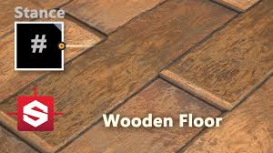 wooden floor substance designer material breakdown youtube