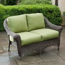 Alfresco Home Outdoor Furniture by Alfresco Home Bainbridge 4 Person Resin Wicker Deep Seating Patio