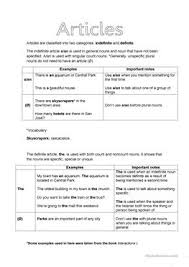 29 free esl use of english worksheets