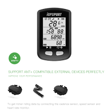 igpsport igs10 rechargeable bicycle gps sales online tomtop com