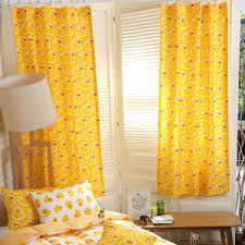 Mustard Curtain Kids Curtains Kids Room Curtains Kids Blackout Curtains