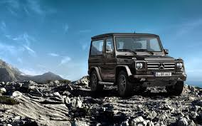 two door mercedes g class u0027 swan song commemorated with final edition