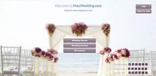 wedding planner website impressive wedding planning website web design agency portfolio