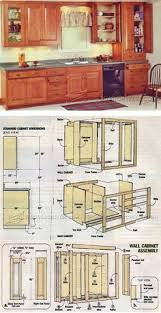 how to diy build your own white country kitchen cabinets white