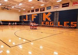 gym courts description community education