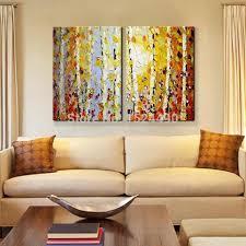 decor painting handpainted modern home decor painting living room hall wall art
