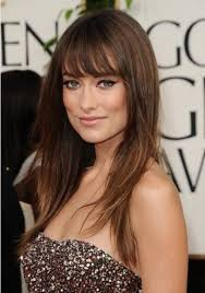 hair bangs short blunt square face side swept bangs for a square face women hairstyles
