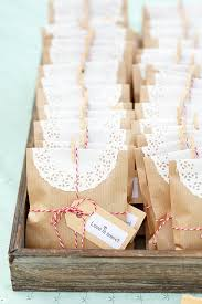 Shabby Chic Wedding Gifts by Vintage Wedding Gift Bags Thank You Gift Bags Brown Kraft