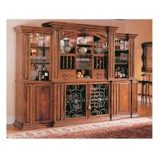 wall unit bar cabinet wine bar wall unit armoire display cabinets bookcase display