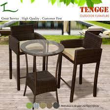 High Top Patio Furniture by Wicker High Bar Tables Wicker High Bar Tables Suppliers And