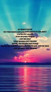 Help Me Lift Jesus Lyrics By Luther Barnes Just Be Held Casting Crowns Quotes Pinterest Crown