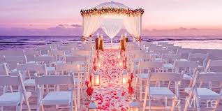 destination weddings 5 reasons to a sunset destination wedding liz weddings