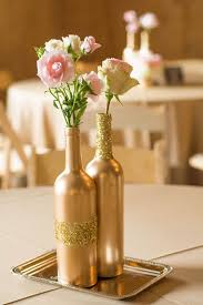 wine bottle wedding centerpieces 8 diy ideas of wine bottles wedding centerpiece weddceremony