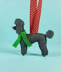 81 best poodles images on poodles ornaments