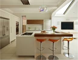 bespoke kitchen islands magnificent kitchen island bar with stove white lacquer