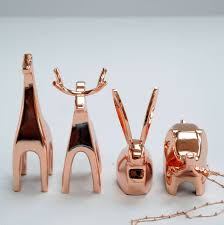 modern animal ring holder images Copper animal ring holders by the alphabet gift shop jpg