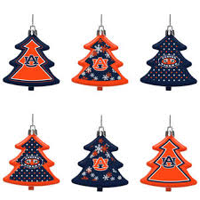 Christmas Decorations Sale Clearance Ireland by Auburn Christmas Decorations Auburn Tigers Holiday Decor Ornaments