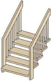 treppen einschalen konstruktionstypen holztreppen