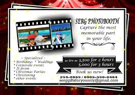 Photobooth Rental Looking For An Affordable Rate In Photobooth Rental Cebu
