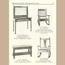 Rocking Chair Makers Roycroft Shops Rocker For Sale Dalton U0027s American Decorative Arts