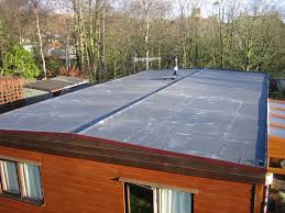 Flat Roof Home Commercial Grade Flat Roof Rubber Roofing Systems