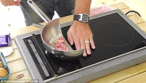 Induction Cooktop Vs Electric Cooktop Cooking With The Strange Electromagnetic Power Of An Induction Hob