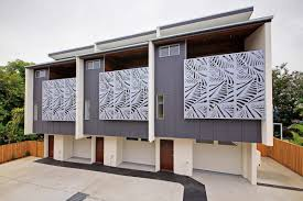aluminium and metal outdoor privacy screen u0026 panels in brisbane
