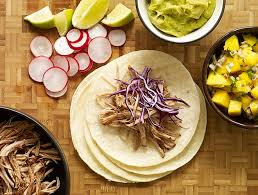 Bed Bath And Beyond Crock Pot Slow Cooker Pulled Pork Soft Tacos Recipe Above U0026 Beyondabove