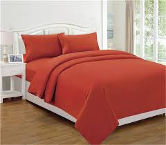 compare prices on solid orange duvet cover online shopping buy
