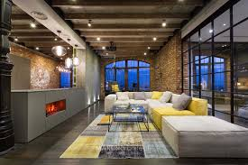 industrial style loft industrial style loft in kiev artfully blends drama and light