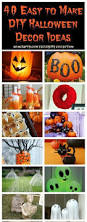 decorations for halloween to make halloween home decorating ideas