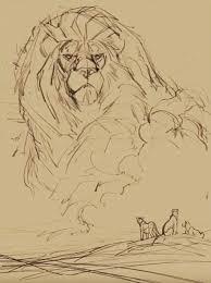 lion king u0027 artist paints majestic tribute cecil lion