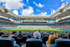 lexus the north miami seating experiences hard rock stadium