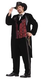 Cowboy Halloween Costume 10 Gamblers Images Costume Ideas