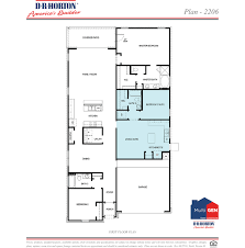 floor plan for dr horton home distinctive house sf hampton creek