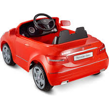 cars mercedes red kid motorz one seater mercedes benz e550 6 volt battery operated