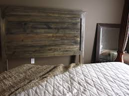 Cool Headboards by Diy Headboard For Bed Cool Do It Yourself Natural Bedroom Picture