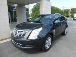 2015 cadillac srx crossover used certified 2015 cadillac srx luxury collection calumet city