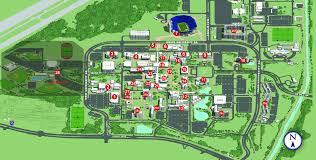 Boca Raton Florida Map by Fau Campus Map Fau Campus Visitors Guide
