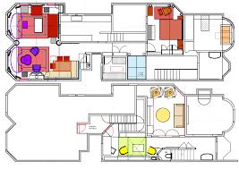 Art Deco Floor Plans Art Deco Inspired Penthouse In San Francisco Jerry Jacobs