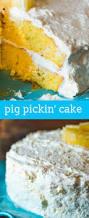 orange pineapple pig pickin u0027 cake tastes of lizzy t
