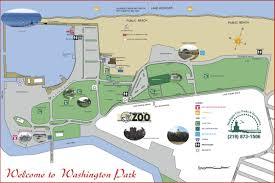 Springfield Illinois Map by Washington Park Map Franklin St Michigan City U2022 Mappery