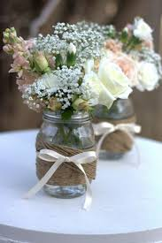 jar wedding ideas flower containers for weddings best 25 vintage vases ideas on