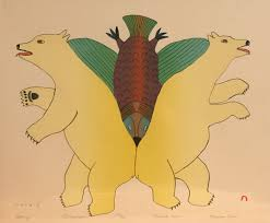 Artistic Features New Museum Exhibit Features Polar Bears Uaf News And Information