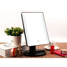 portable makeup vanity with lights aliexpress com buy led touch screen usb power portable folding